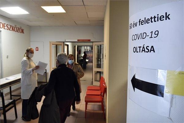 Koronavírus - Oltás Veszprémben
