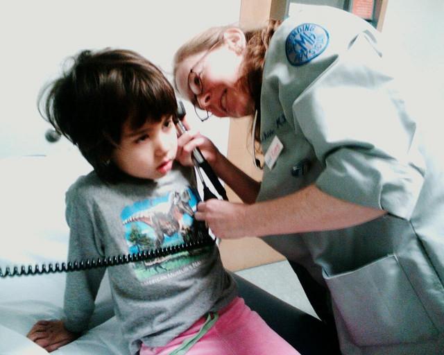 Savós középfülgyulladás: nem fáj, de nem kockázatmentes