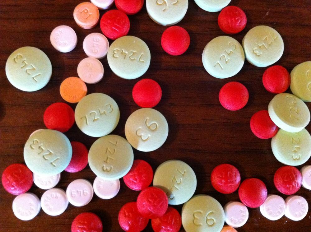 A fogamzásgátló tabletta 10 leggyakoribb mellékhatása