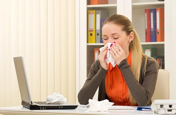 Foglalkozási allergiás betegségek