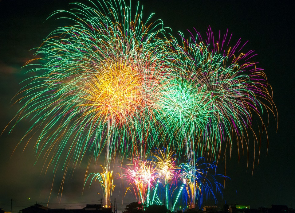 A tűzijáték halláskárosodást okozhat