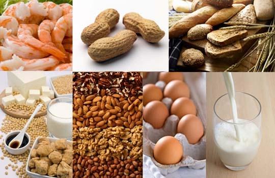 Ételintoleranciák és ételallergiák