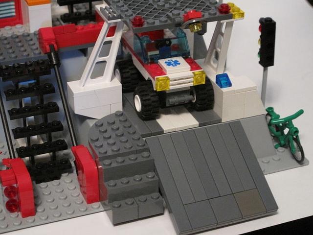 Új gyermekmentő Nyíregyházán a Lego jóvoltából