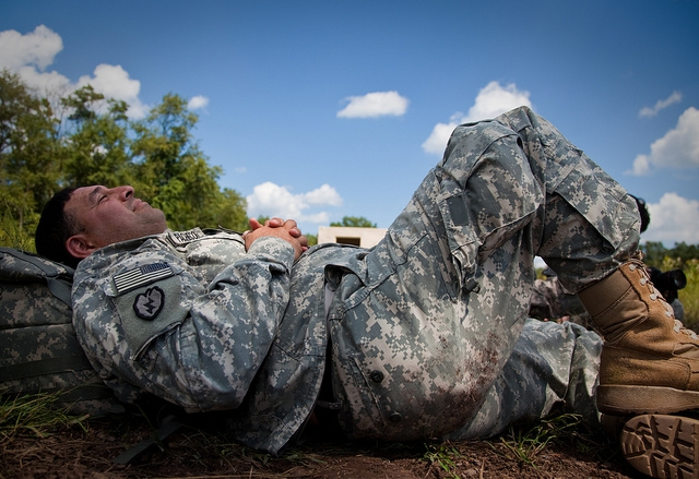 Egy új kutatás szerint az amerikai katonák alvási problémákkal küszködnek