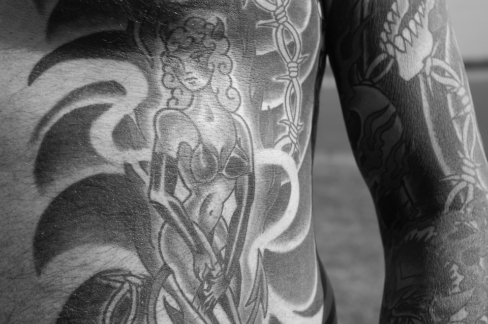 Egy tetoválástól gyengül, több után erősödik az immunrendszer
